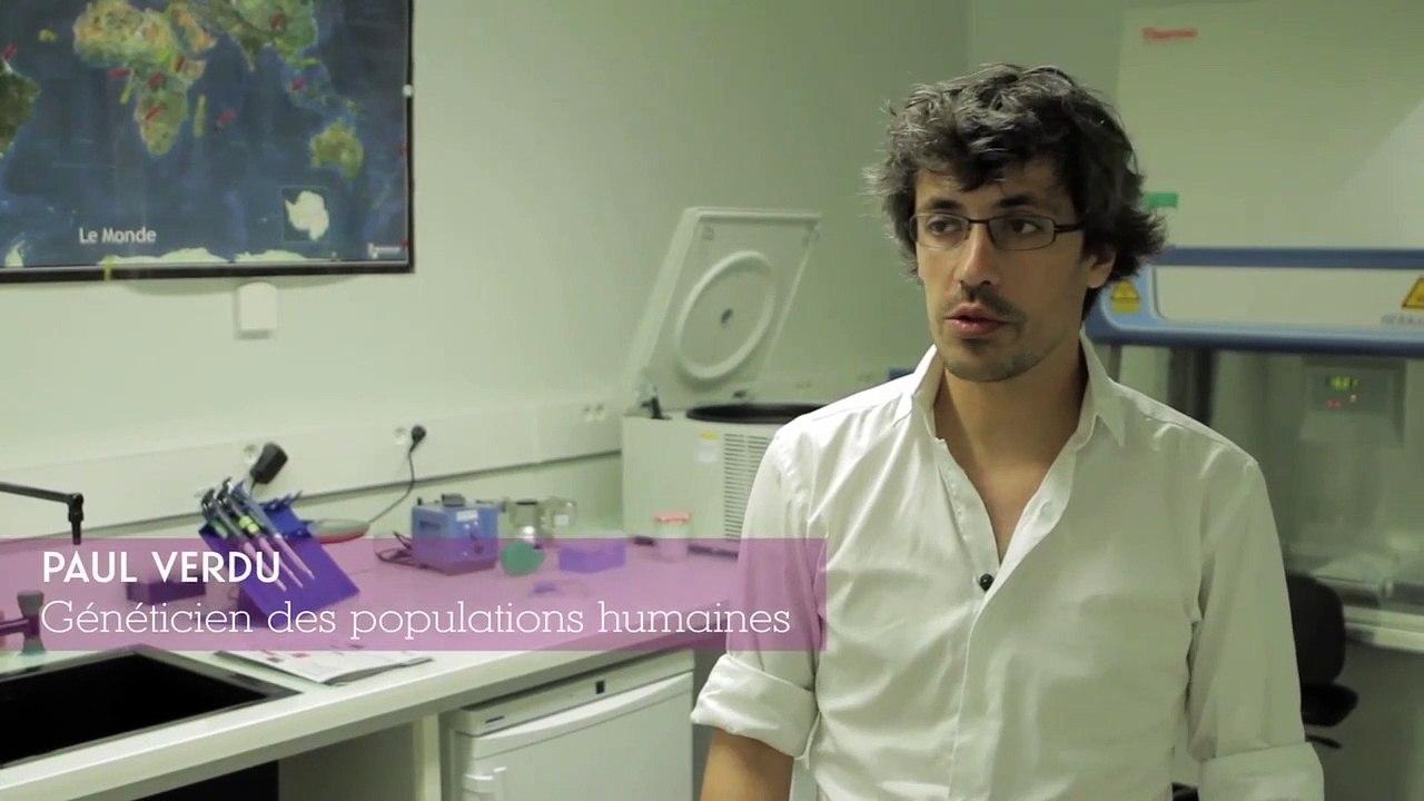 À la rencontre des chercheurs du  Musée de l'Homme - Paleogénomique et génétique moléculaire humaine