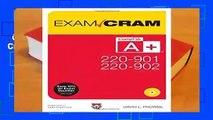 CompTIA A+ 220-901 and 220-902 Exam Cram (Exam Cram (Pearson))  For Kindle