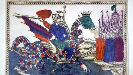 Cavalier bleu, une avant-garde au galop
