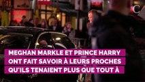 Meghan Markle et le prince Harry refusent de rendre public l'acte de naissance de leur fils Archie