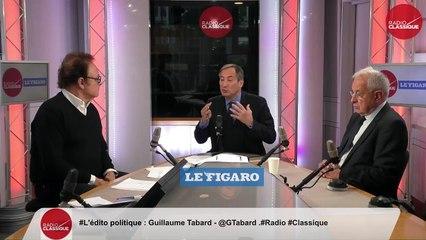 """""""Le problème que rencontre Emmanuel Macron est qu'il n'a plus d'interlocuteur allemand décidé à agir"""" Alain Lamassoure (13/05/19)"""