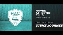 Les buts de la 37ème journée de Domino's Ligue 2