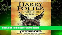 About For Books  Harry Potter and the Cursed Child: Parts One and Two (Harry Potter, #8)  Review