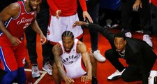 Kawhi Leonard, Toronto Raptors Son Saniyede Finale Taşıdı