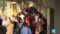 Les Philippins se rendent aux urnes pour des élections de mi-mandat