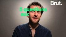 5 questions auxquelles Pablo Mira en a marre de répondre