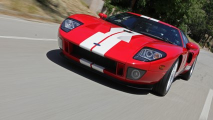 Inside Look At Designing The 2005 Ford GT