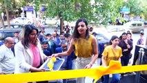 Radhika Apte At Launch of Van Heusen Brand New Store in Bandra   Must Watch
