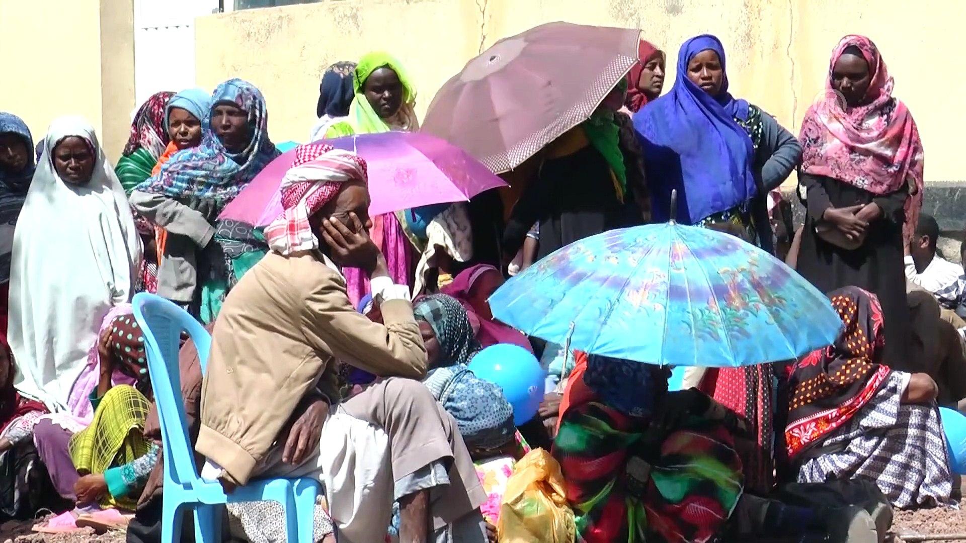 Etiyopya'da binlerce ailenin iftar sofrası TDV ile bereketlendi - ADDİS ABABA