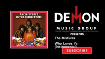 The Mixtures - Who Loves Ya - Instrumental