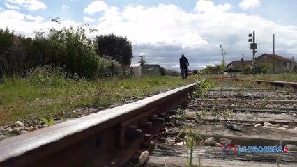 A la découverte de la future voie verte de Roanne