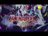 【CARI Video】 Ultraman Selamatkan Genting Dari Serangan Raksasa