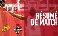 PRO B : Vichy-Clermont vs Denain (J32)