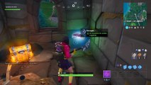 Fortbyte 55 en Fortnite Temporada 9