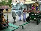 Procession Temple Hindou 2