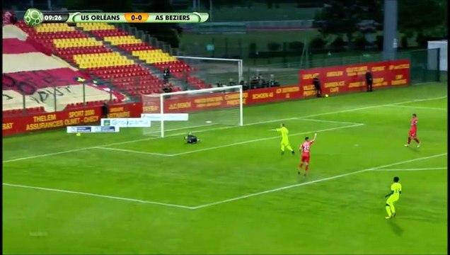 J37 : USO 0 - 0 Béziers (10/05/2019)