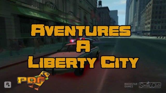 Adventures In Liberty City - Trailer 3