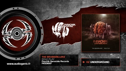The braindrillerz - 02 - Underground [PKGDIGI 17]
