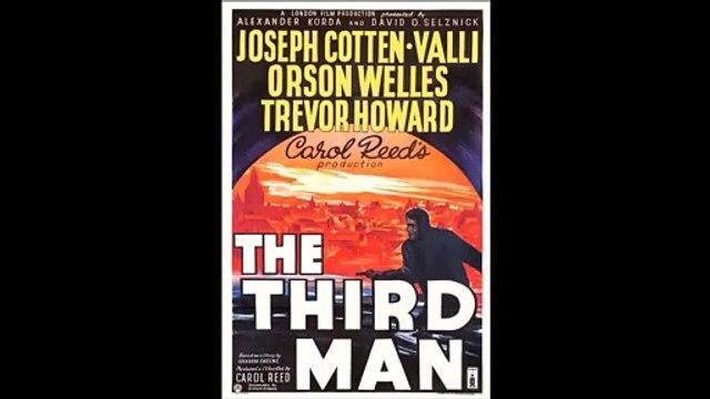 The Third Man Main Title-The Third Man-Antons Karas