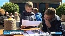 Pas-de-Calais : les anciens ouvriers d'une filature de lin se retrouvent des années après
