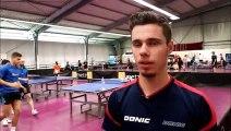 Tennis de table  : Esteban Dorr dresse le bilan de la saison du Metz TT