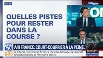 Air France va supprimer 465 postes en France. Une réaction à la faible rentabilité des vols court-courriers