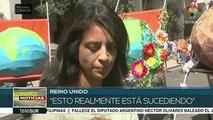 teleSUR Noticias: EEUU: Waters denuncia asedio en Embajada de Vzla