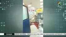 teleSUR Noticias: EE.UU: activistas en defensa a embajada Venezolana