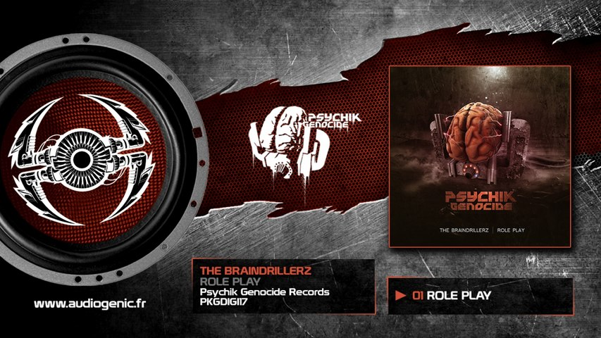 The braindrillerz - 01 - Role Play [PKGDIGI 17]