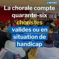 Dijon : un chœur atypique pour promouvoir la différence