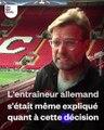 """Pourquoi Jürgen Klopp interdit-il à ses joueurs de toucher le """"This is Anfield"""" avant les matches ?"""