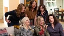 Ana Gasteyer On 'Wine Country' and 20 Year Friendship With Amy Poehler, Fey,  Former 'SNL' Cast Members   In Studio