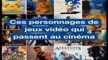 Pikachu, Sonic, Lara Croft... Ces personnages de jeux vidéo qui passent au cinéma