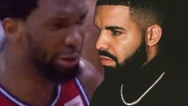 Joel Embiid CRIES Like A BABY After Loss To Raptors & Drake Reveals He Cursed 76ers On Purpose!