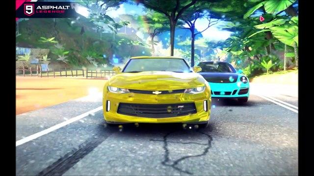 Asphalt 9 GamePlay SE01EP02||the all new Road