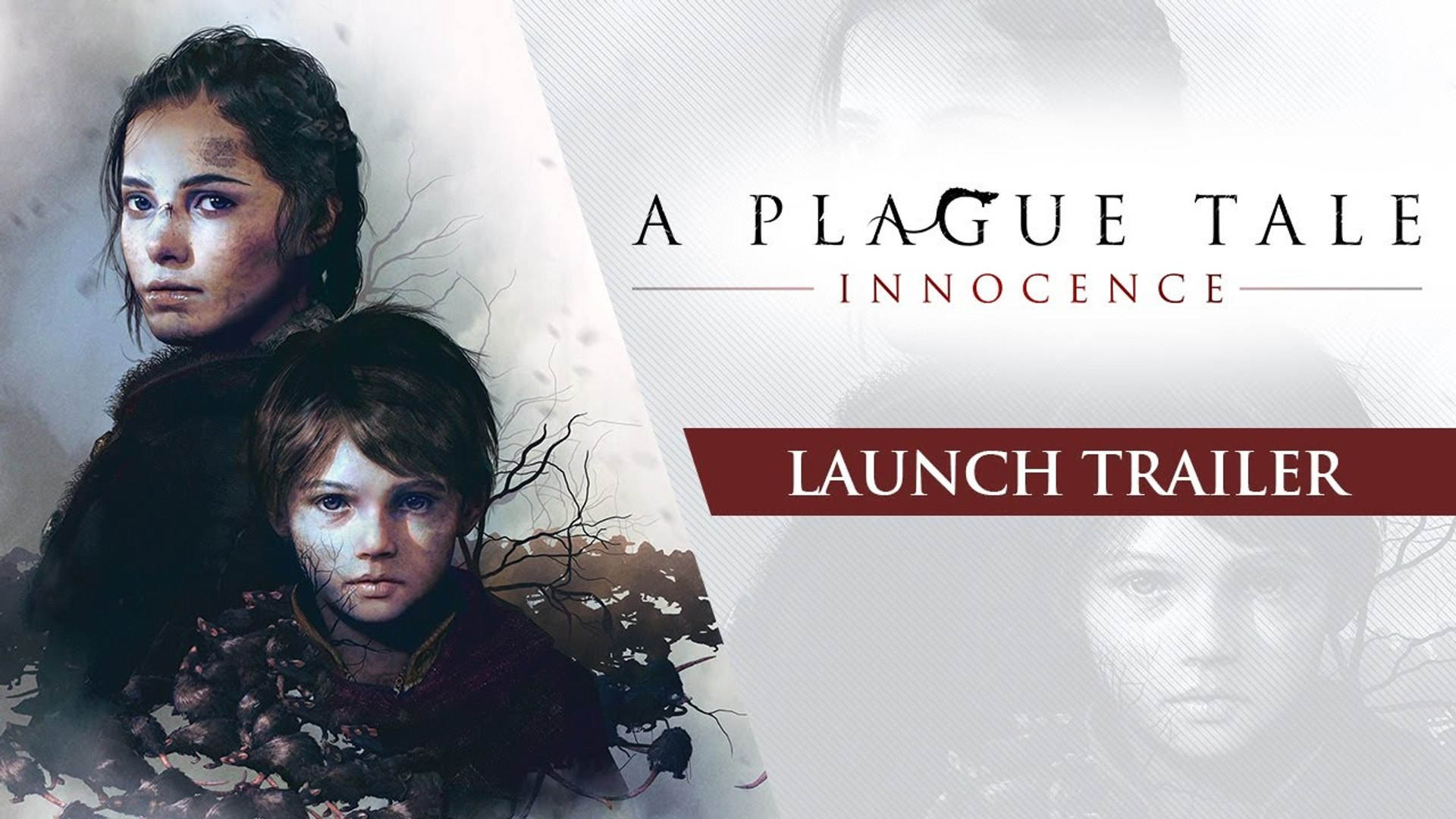 A Plague Tale Innocence Official Launch Trailer 2019 Video