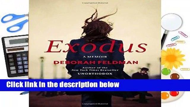 Full E-book  Exodus: A Memoir  Best Sellers Rank : #5