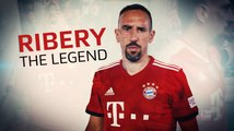 Bundesliga: Best 12 goals of Franck Ribéry in 12 years with Bayern Munich