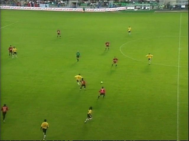 13/05/00 : Christophe Le Roux (62') : Rennes - Metz : (2-0)