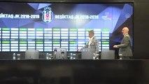 Beşiktaş - Aytemiz Alanyaspor Maçının Ardından - Şenol Güneş (1) - İstanbul
