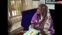 VIDEO - KHADY SARR, la défunte épouse de Ahmed Khalifa NIASS prodiguant un enseignement coranique.