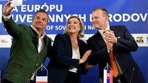 Marine Le Pen en Slovaquie pour tenter d'unir les nationalistes en Europe