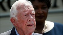 Jimmy Carter Breaks Hip En Route To Turkey Hunt