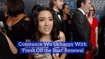 Constance Wu Makes Comments About Her Own Show