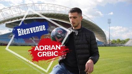 Bienvenue Adrian Grbic !