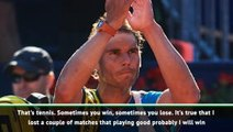 Nadal not concerned by lack of titles