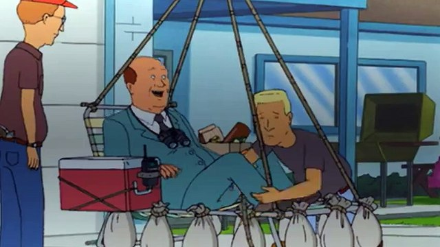 King of the Hill  S 07 E 16  The Miseducation of Bobby Hill