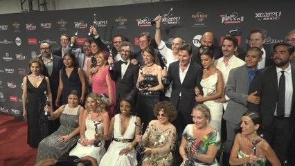 Los PLATINO premian lo mejor del Cine Iberoamericano