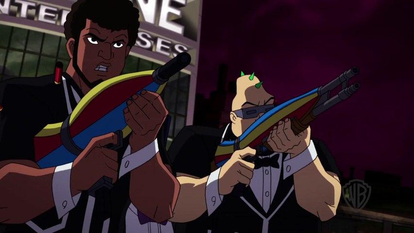 Exclusive Sneak Peek: Batman vs Teenage Mutant Ninja Turtles