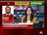 Overall loan growth will be 12% in FY20: SBI chief Rajnish Kumar